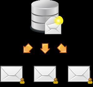 email, déchet informationnel